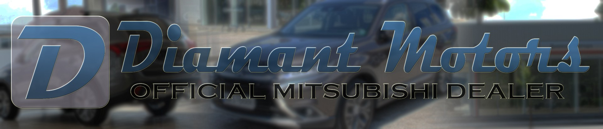 Diamant Motors - представителство на Mitsubishi